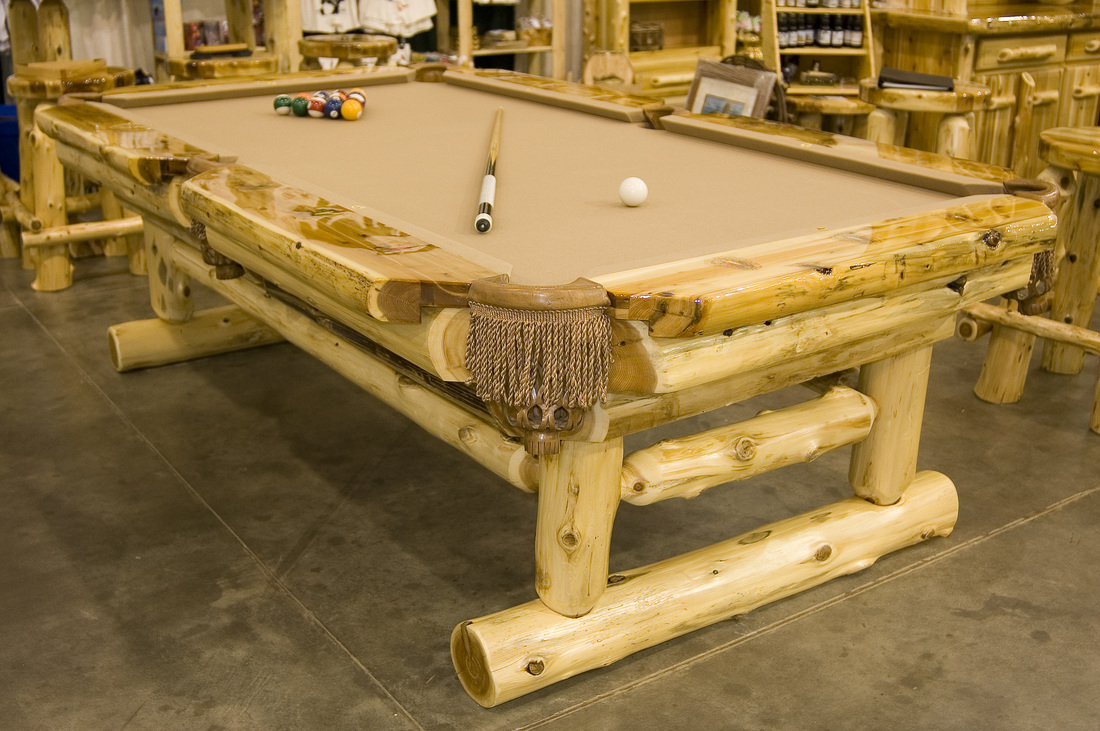 Swell Log Pool Tables Log Pool Tables Download Free Architecture Designs Licukmadebymaigaardcom