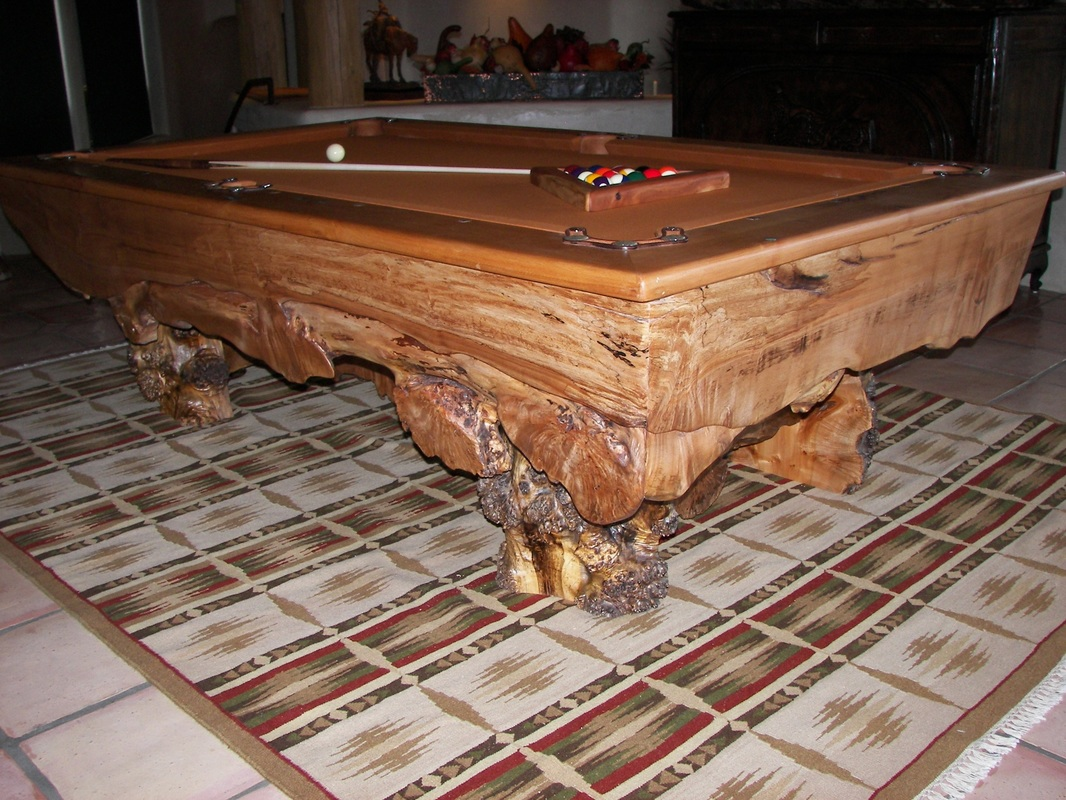 Log Pool Tables