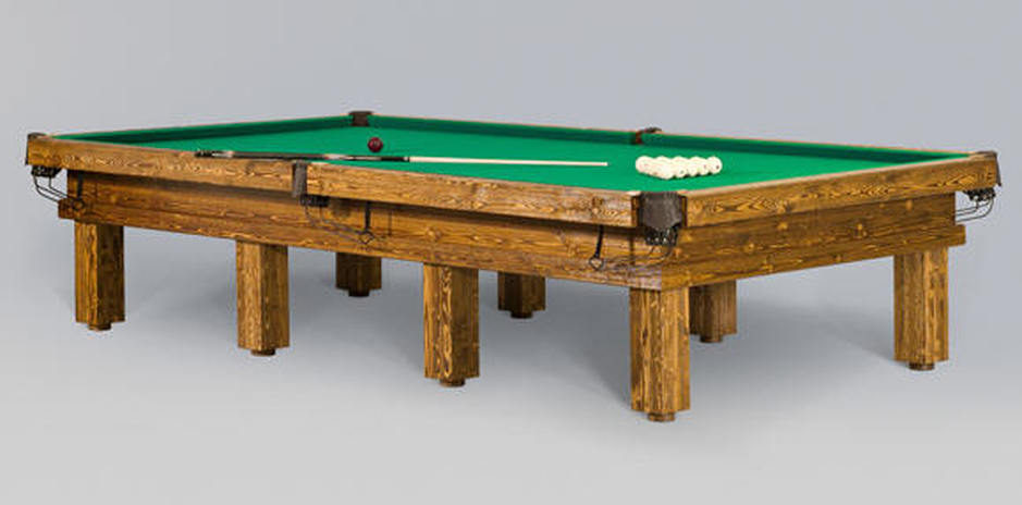 Log Cabin Pool Tables